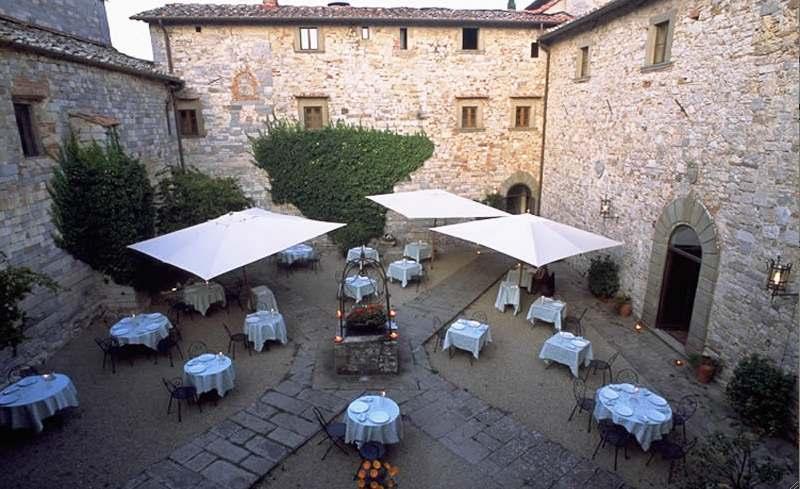 Castello Di Spaltenna Hotel Pieve Di Spaltenna Gaiole In