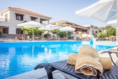 Skopelos Holidays Hotel Spa Lobby Entrance